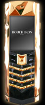 Vertu Signature Boucheron Gold